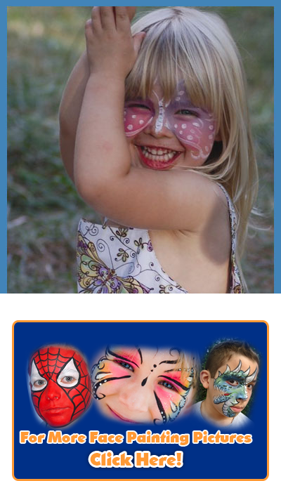 Raleigh face painters