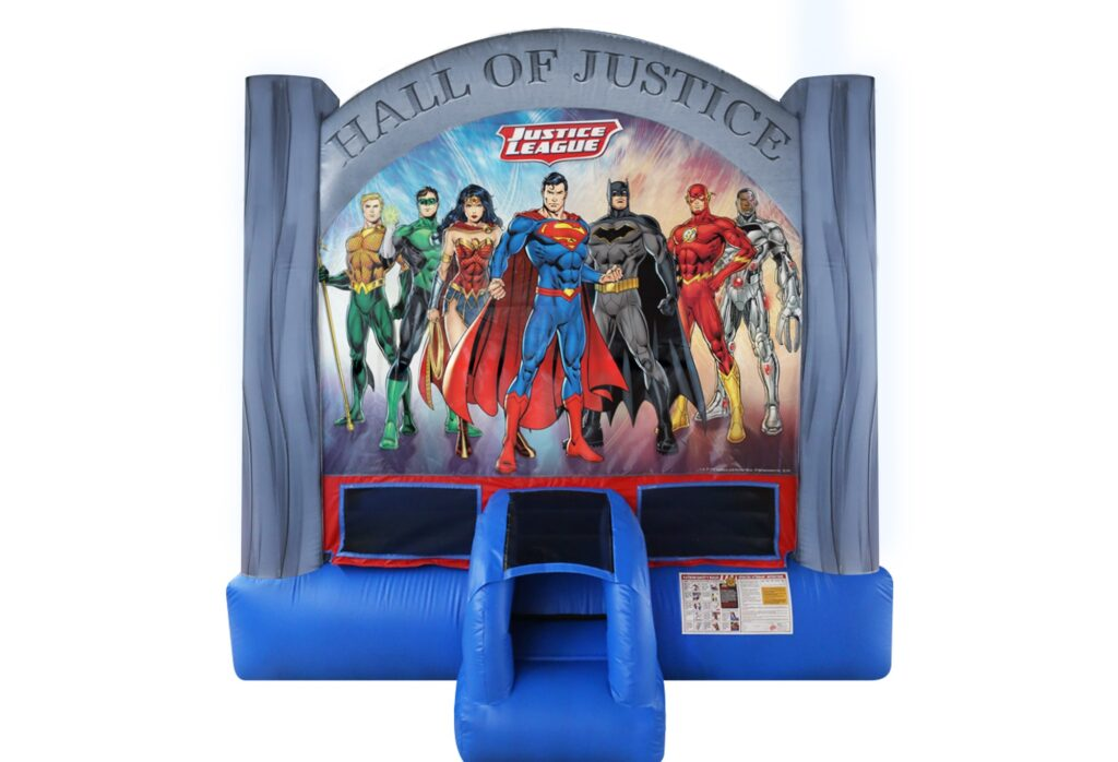 This image has an empty alt attribute; its file name is Justice_League_Bounce_House_13-nowm-1-1024x698.jpg