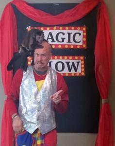 MAGIC 9 MAGIC SHOW
